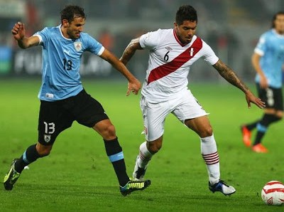 Perú vs. Uruguay 2013