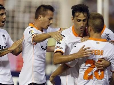 Valencia vs. Sevilla 2013