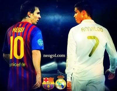 Barcelona vs. Real Madrid 2013