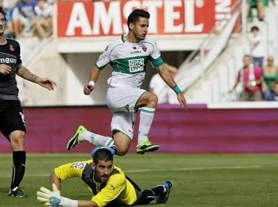 Elche vs. Espanyol 2013
