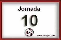 Partidos Jornada 10 Liga Española 2013-2014