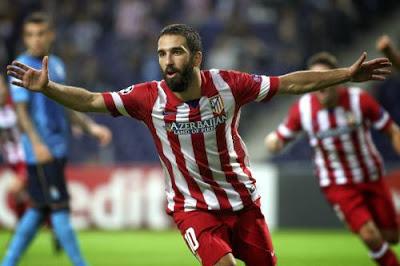 Oporto vs. Atlético Madrid 2013