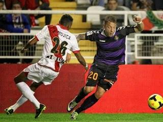 Rayo Vallecano vs. Valladolid 2013