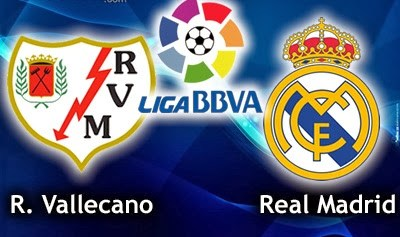 Rayo Vallecano vs. Real Madrid 2013