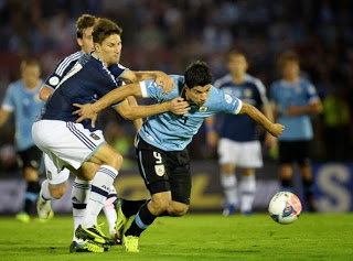 Uruguay Argentina 2013
