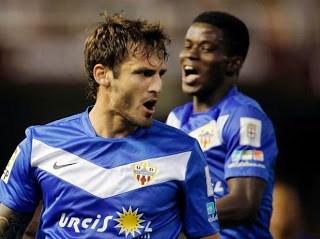 Valencia vs. Almería 2013