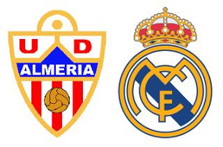 Almería vs. Real Madrid 2013