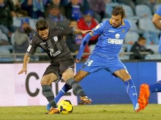 Getafe vs. Levante liga española 2013