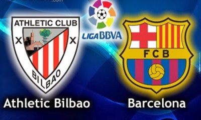 Athletic Bilbao vs. Barcelona jornada 15 liga española 2013