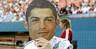 Careta de Cristiano Ronaldo