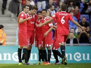 Sevilla vs. Espanyol 2013