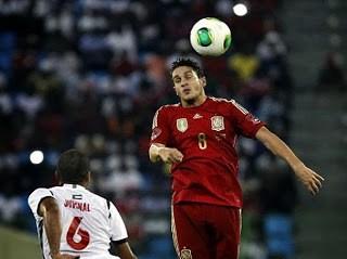 Guinea Ecuatorial 1-España 2-Amistoso