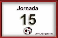 partidos jornada 15 liga española 2013-2014