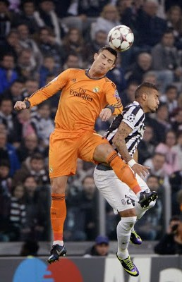 Juventus vs. Real Madrid 2013