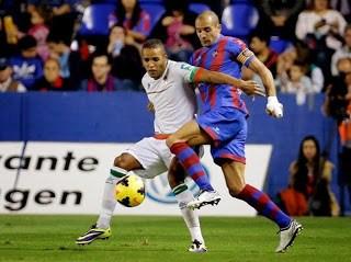 Levante vs. Granada 2013