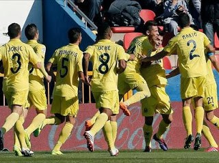 Levante vs. Villarreal  2013
