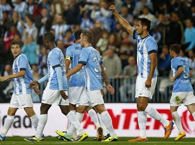 Málaga vs. Betis 2013