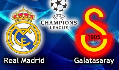 Real Madrid vs. Galatasaray 2013