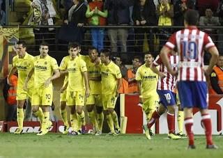 Villarreal vs. Atlético Madrid 2013