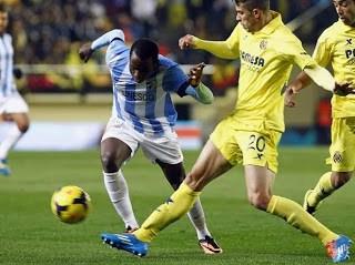 Villarreal vs. Málaga 2013