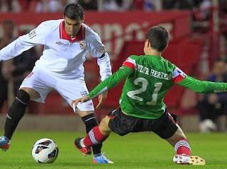 Sevillla vs. Athletic Bilbao 2013