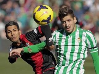 Betis vs. Rayo Vallecano 2013