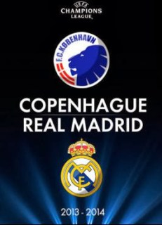 Copenhague vs. Real Madrid-Champions League 2013