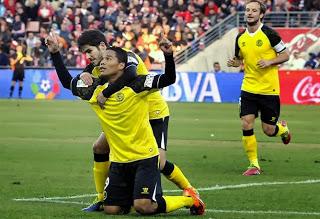 Granada vs. Sevilla 2013