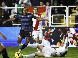 Rayo Vallecano vs Granada 2013