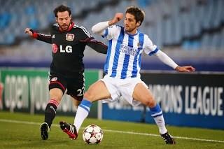 Real Sociedad vs. Bayer Leverkusen champions
