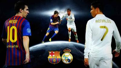 Cristiano Ronaldo vs. Leo Messi 2013