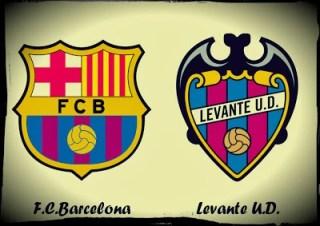 Barcelona vs. Levante 2014 copa rey