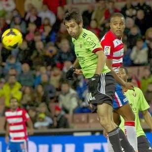 Granada vs. Osasuna 2014