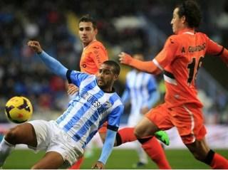Málaga vs. Valencia 2013