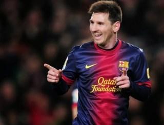 Leo messi barcelona getafe copa rey 2014