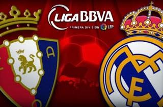 Osasuna vs. Real Madrid copa del rey 2013-2014