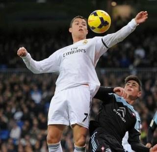 Real Madrid vs. Celta de Vigo 2014