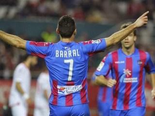 Sevilla vs. Levante 2014