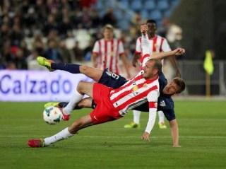 Almería vs, Getafe 2014