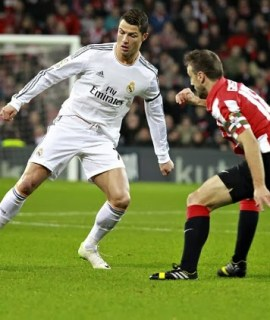 Athletic Bilbao vs .Real Madrid 2014
