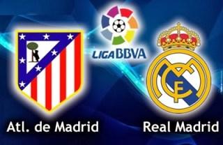 Atlético Madrid vs. Real Madrid 2014