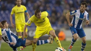 Espanyol vs. Villarreal 2014
