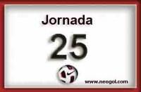 Partidos Jornada 25 Liga Española 2013-2014