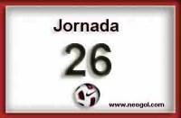 Partidos Jornada 26. Liga Española 2014 proxima jornada