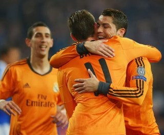 Schalke 1-Real Madrid 6 Champions League