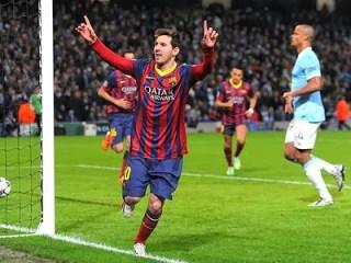 Alineación y la previa Barcelona-Manchester City. Octavos Champions