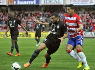 Granada 0-Levante 2. Jornada 31 Liga Española