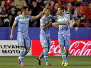 Levante 1-Betis 3. Jornada 30 Liga Española