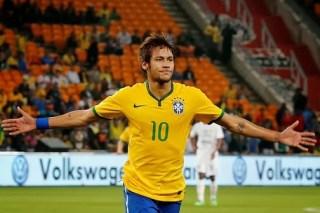 Neymar seleccion de brasil