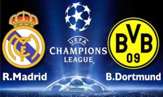 Alineación y la previa Real Madrid-Borussia Dortmund. Cuartos Champions